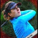SANDRA GAL HOT BALLY 2011 LPGA ROOKIE CARD XRC SP #/1515