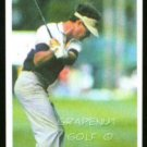 TOM WATSON 1994 GREATS FROM THE STATES GOLF CARD #2 BRITISH OPEN CHAMPION