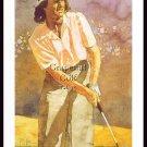BABE DIDRIKSON ZAHARIAS MUELLER GOLFS GREATEST LPGA TOUR FOUNDING YEAR LEGEND #9
