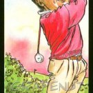 FRED COUPLES 1994 RITCHIE & CO RYDER CUP BELFRY CHARTERED ACCOUNTANTS RARE CARD