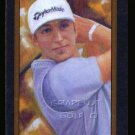 DUSTIN JOHNSON 2012 UD GOODWIN RARE SILVER MINI INSERT #134 RYDER CUP