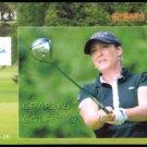 CRISTIE KERR SOLHEIM CUP 2010 LPGA TEAM USA WORLD TOP 20 MAJOR GOLF GIRL CARD