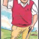 RAY FLOYD 1994 RITCHIE RYDER CUP BELFRY GOLF CARD SCARCE