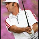 DUSTIN JOHNSON 2011 BALLY ART LIMITED 1ST ROOKIE PGA GOLF CARD #2/15