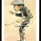 GARY PLAYER 1979 OUR HEROES FLIK VENORLANDUS PGA TOUR VINTAGE HOF GOLF CARD