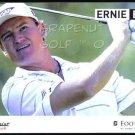 ERNIE ELS 2006 TITLEIST FOOTJOY 2012 BRITISH US OPEN CHAMPION SCARCE PROMO CARD