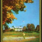 VINTAGE JOKER GOLD AUTUMN FALL CLUBHOUSE SINGLE PLAYING SWAP COLLECTIBLE CARD