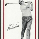 LEE TREVINO 1977 LANDSMAN RED VERSION SPORTS DECK SINGLE PLAYING SWAP CARD