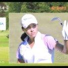CASIE CATHREA 2010 LPGA TOUR ROOKIE FIRST CARD OKLAHOMA STATE FUTURE SUPERSTAR