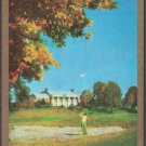 VINTAGE 606 GOLD EDGE GOLFER CLUBHOUSE SINGLE PLAYING SWAP COLLECTIBLE CARD