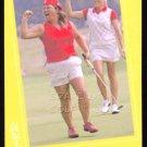 NATALIE GULBIS CHRISTINA KIM SOLHEIM CUP TEAM LPGA TOUR GOLF CARD 2/5 LIMITED