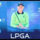 STACY LEWIS TEAM USA 2009 LPGA ROOKIE CARD ARKANSAS MAJOR CHAMP OLYMPICS