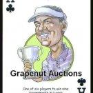 VIJAY SINGH FIJI MASTERS PGA TOUR CHAMPION GOLF SINGLE PLAYING SWAP CARD