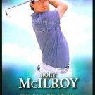RORY McILROY  2013 UD UPPER DECK NATIONAL PROMO #NSCC-1 PGA MAJOR CHAMPION