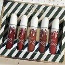 Kylie SPICE 5 Colors Liquid Lipstick Lipgloss