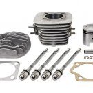 66cc/80cc Cylinder Assembly Kit With Cylinder Head