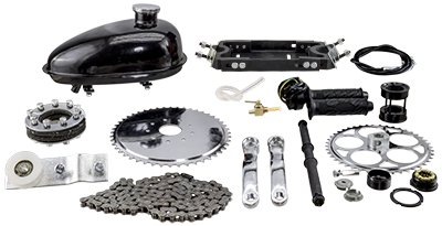 49cc 4 Stroke 4G T-Belt Drive Mounting Kit Only