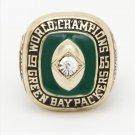Super Bowl 1965 Green Bay Packers fashion Custom Sports Men World Champions