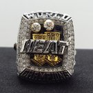2013 Miami Heat Basketball Championship ring replica size 10 US  VIP James-