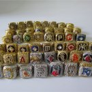 50 pcs 1927 To 2016 Chicago Cubs World Series Championship Ring Together so
