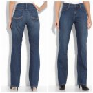 $104  Not Your Daughter's Jeans Blue Barbara Modern Bootcut Stretch Jeans