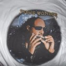 STEVIE WONDER - 2007 A Wonder Summer's Night Braille T-Shirt ~NEVER WORN~ 2XL