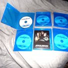 STAR WARS BLU-RAY/DVD DISCS-Choice of any of the 6 titles 3+ = FREE SHIPPING