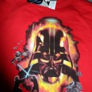 STAR WARS - Red Darth Vader T-Shirt ~Never Worn~ XL