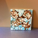 Decorative 5 x 5 Ceramic Tile