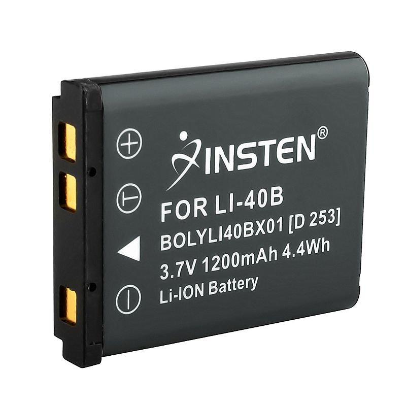1200mAh NP-45 NP-45A Battery For Fuji FinePix Camera