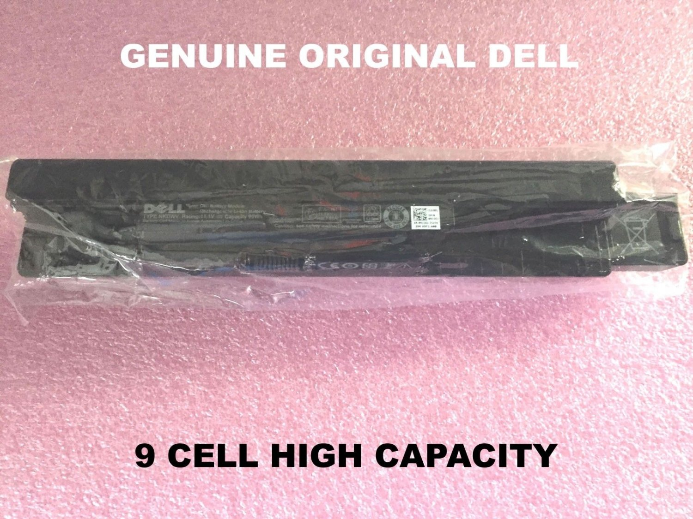NEW Genuine Original OEM Battery 9 CELL Dell Inspiron 1564 1764 9JJGJ JKVC5 NKDW