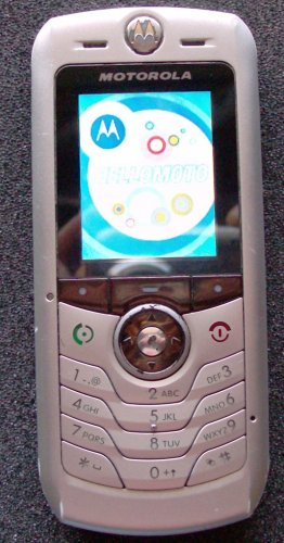 Used Motorola L2 Cell Phone for Cingular