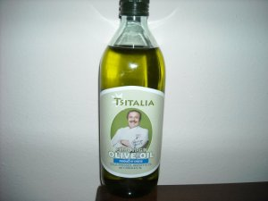 Extra Virgin Olive Oil cold pressed - (Pack of 6) 1 lt batlle $50.95