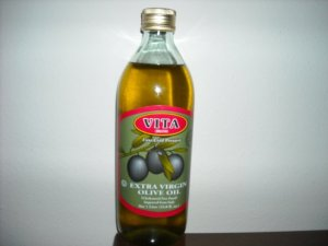 Extra Virgin Olive Oil cold pressed  - (Pack of 6)  1 lt  batlle $77.95  Free shipping to US only