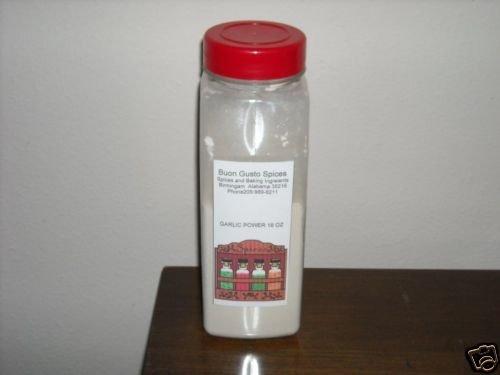 garlic powder 16 oz jar $11.99 --spices seasonings & herbs