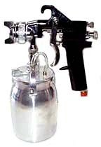 Air Spray Gun ( High Pressure ) - (Heavy Duty (Add 2.20)