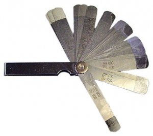 Step Blade Feeler Gauge # ATA-0074