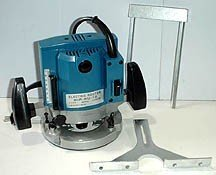 2 HP Electric Plunge Router - 1600 Watts