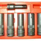 6 Pcs Thinwall Deep Impact Socket Set