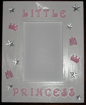 """Little Princess"" Frame"