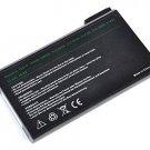 New Battery for Dell Inspiron 3700 3800 4000 4100 PP01L 4150 PP01L 8000 8100 8200 14.8V 5200mAh
