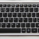 New Laptop keyboard for Lenovo Ideapad Z710 U510 QWERTY UK/IRISH LAYOUT