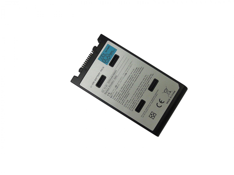 New Battery for Toshiba PA3285U3BAS, PA3285U3BRS, PABAS073, PABAS075 10.8V 5200mAh