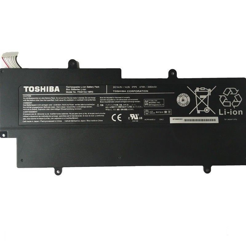 New genuine Battery for Toshiba PA5013U PA5013U-1BRS  14.8V 3060mAh