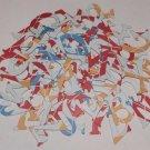 Scrapbooking Chipboard Fun Serif Alphabet - Argyle
