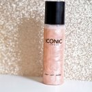 Iconic London Prep Set Glow GLOW Face Spray Makeup PinkLight  75ml