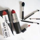 MAC Look In Box Basic Set BIG Lipstick