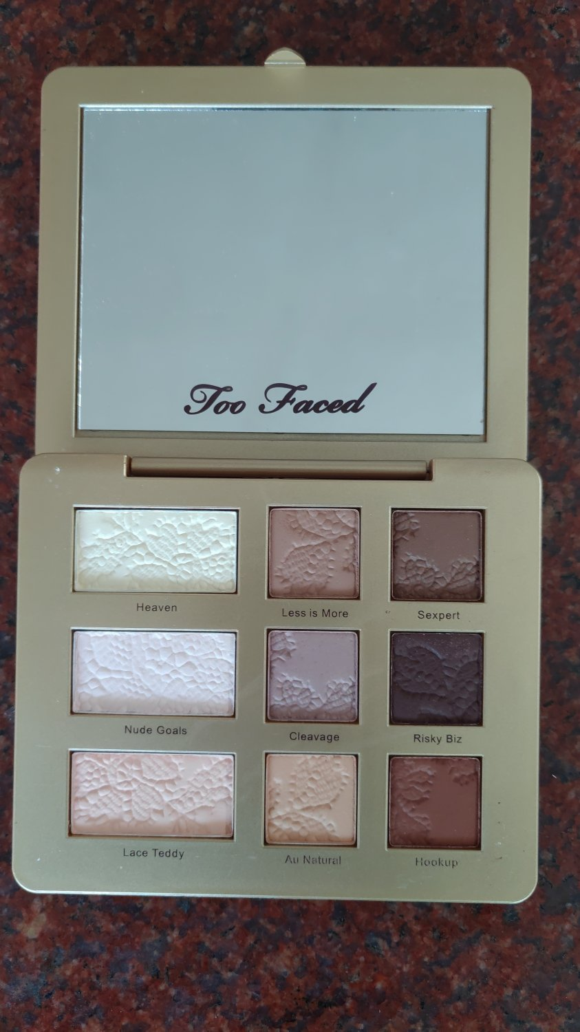 Too Faced Neutral Matte Eyeshadow Palette Collection