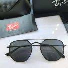 Unisex Sunglasses RB 3609 Black/ Grey Blue