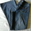 l.e.i. Hip Hugger Women's Stretch Flare Jeans  Size 11